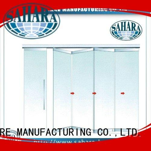 folding glass walls Brass and Stainless Steel SAHARA Glass HARDWARE Brand gas lift struts