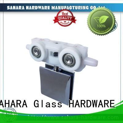 SAHARA Glass HARDWARE Oem sliding glass door systems customized for office