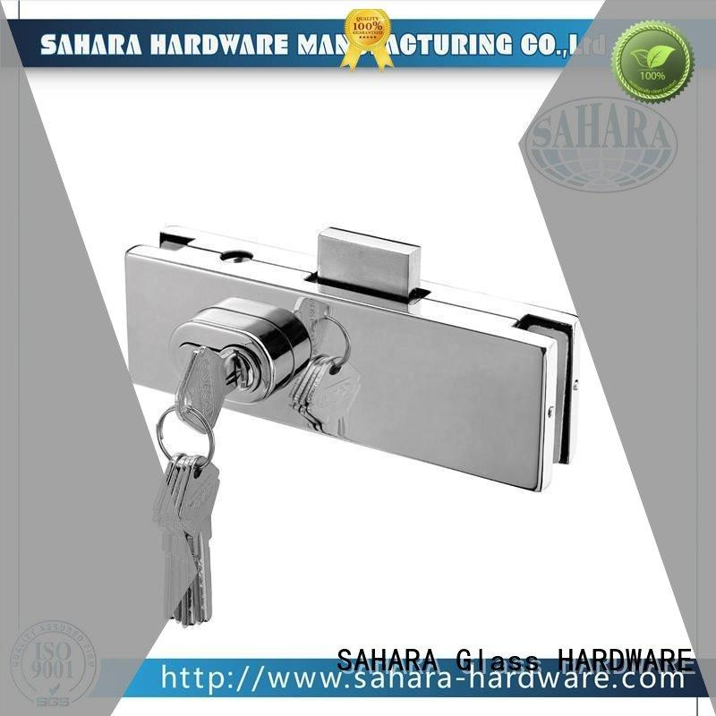 reliable glass door lock stainless steel cover manufacturer for office