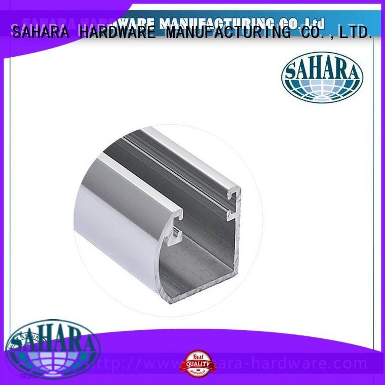 SAHARA Glass HARDWARE durable door lock accessories manufacturer for doors