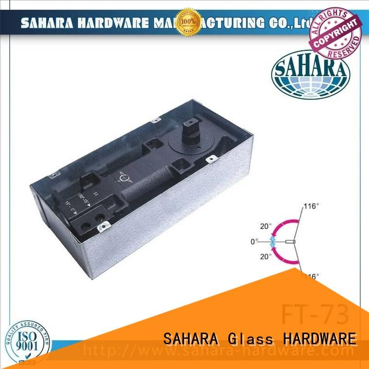 SAHARA Glass HARDWARE durable floor spring for glass door series for office