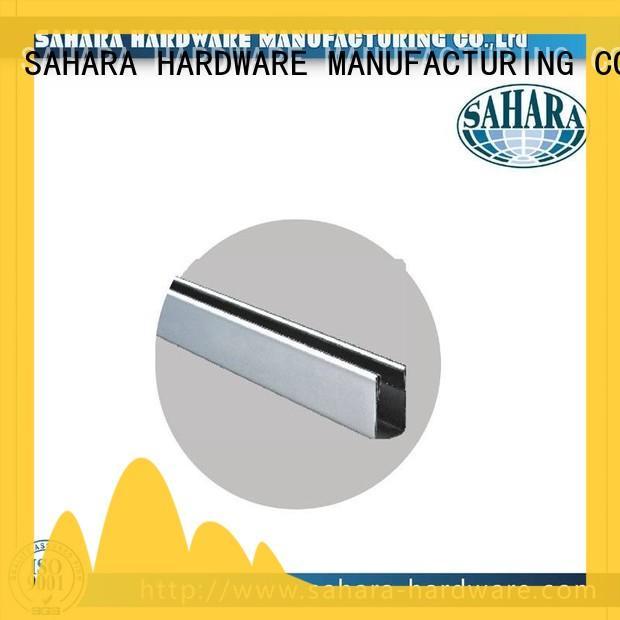 SAHARA Glass HARDWARE brass bathroom door accessories supplier for doors