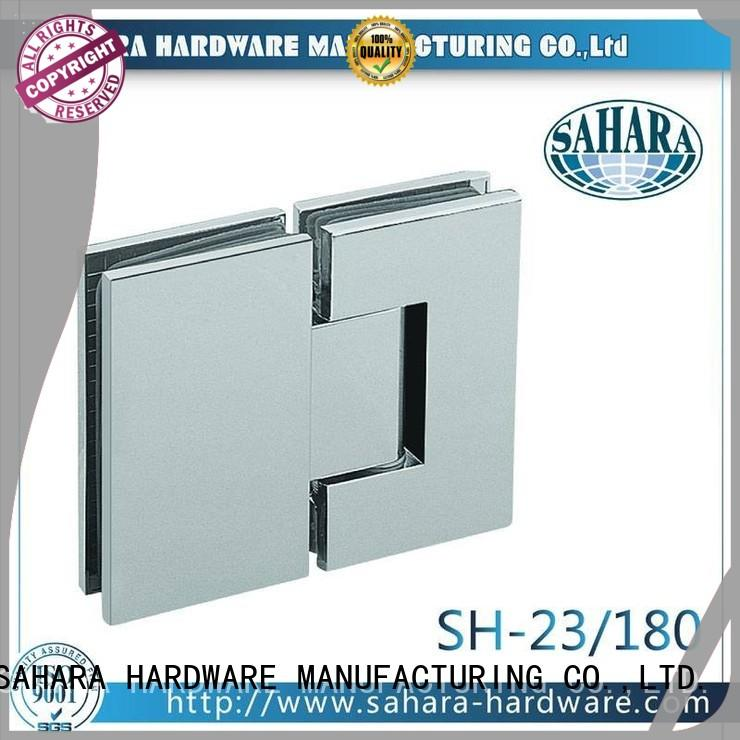 high quality glass door hinges frameless manufacturer for bathroom