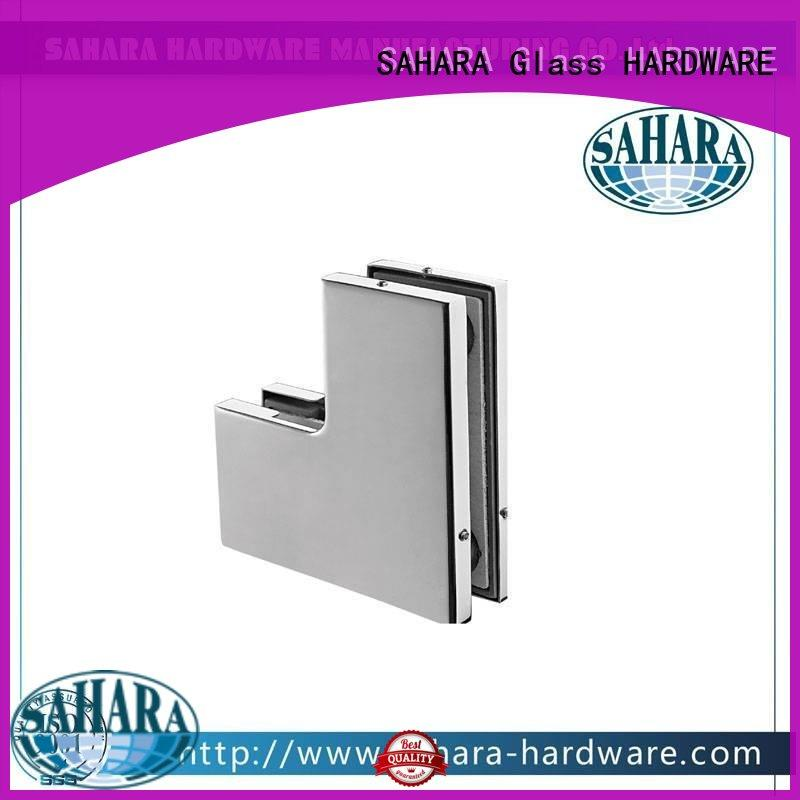 SAHARA Glass HARDWARE durable patch fittings for glass doors supplier for office