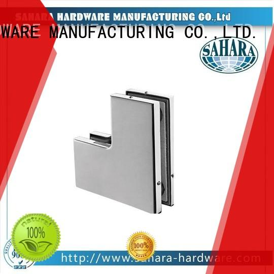 durable patch fittings for glass doors stainless steel cover wholesale for office