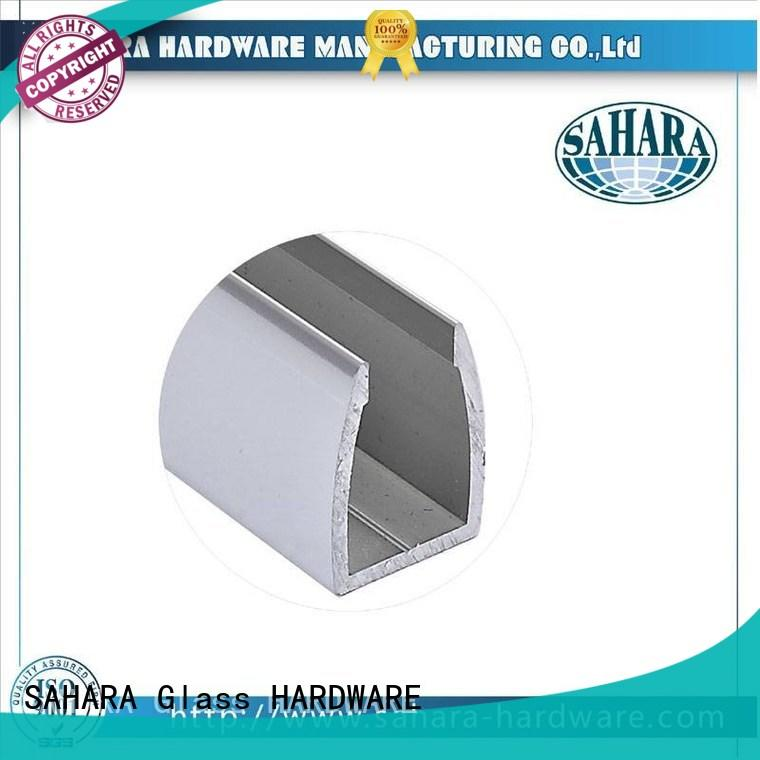 SAHARA Glass HARDWARE professional door lock accessories factory direct supply for home