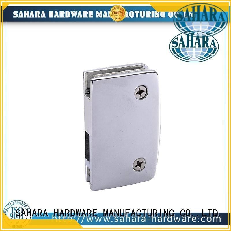 SAHARA Glass HARDWARE 5 keys glass door lock manufacturer for office