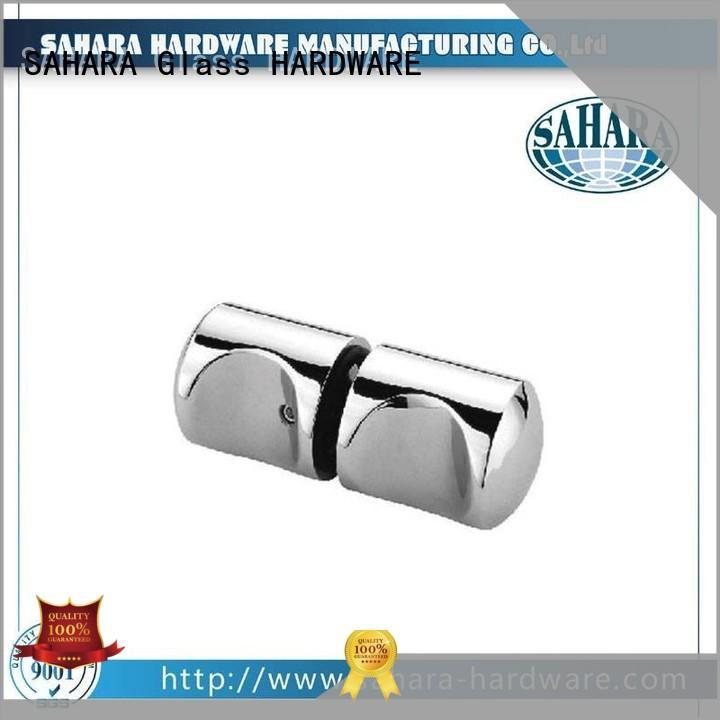 SAHARA Glass HARDWARE round moen shower knob manufacturer for bathroom