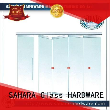 SAHARA Glass HARDWARE real pneumatic cylinder manufacturers supplier for hotel