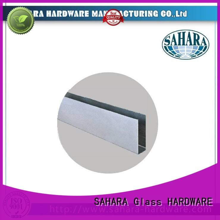 SAHARA Glass HARDWARE durable door lock accessories factory direct supply for office