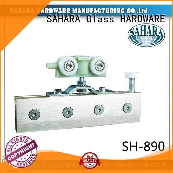 SAHARA Glass HARDWARE aluminium sliding glass door systems series for door