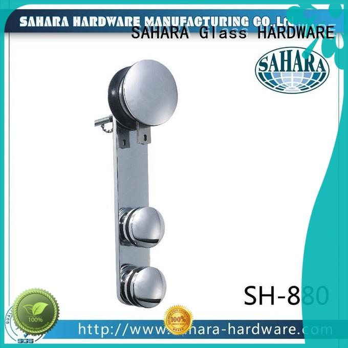 SAHARA Glass HARDWARE durable sliding door systems series for door