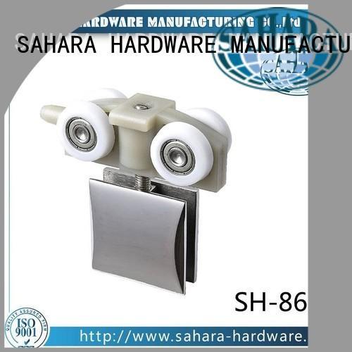 aluminium duty SAHARA door sliding door systems SAHARA Glass HARDWARE