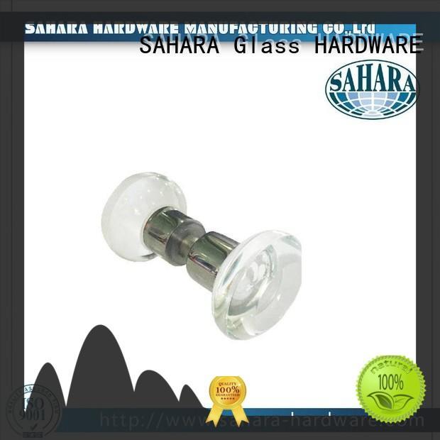 SAHARA Glass HARDWARE OEM delta shower knob manufacturer for doors
