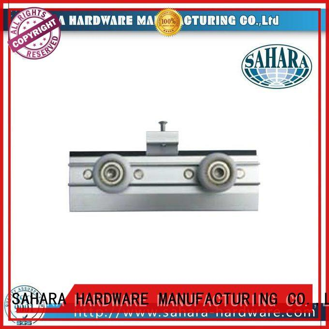 SAHARA Glass HARDWARE aluminium sliding door systems customized for office