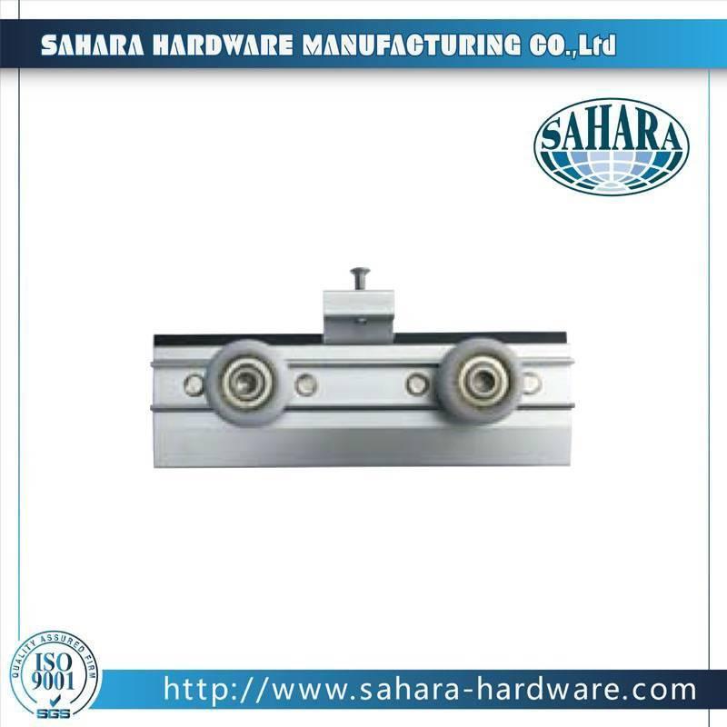 OEM Aluminium Hydraulic Sliding Door Hardware-SL-970SA (Semi-automatic)