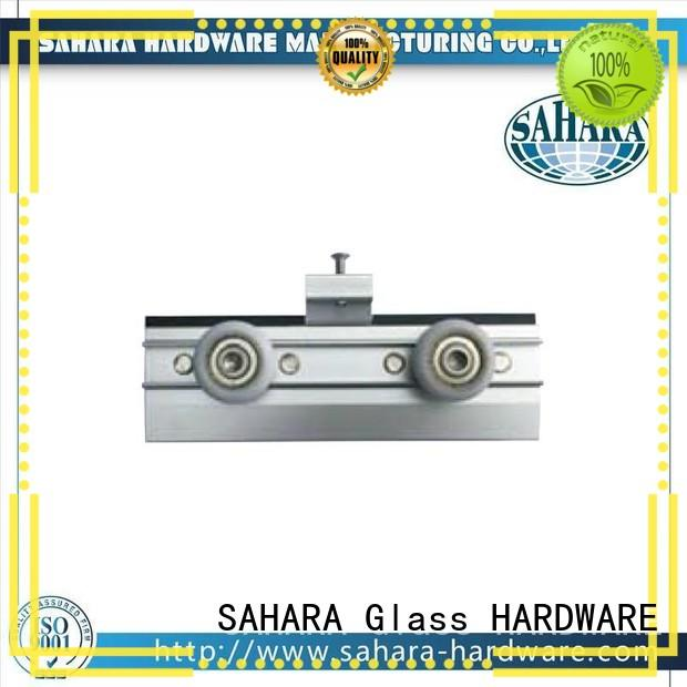 SAHARA Glass HARDWARE aluminium sliding door systems supplier for home